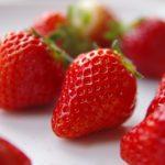 いちごダイエットの効果的なやり方!カロリーや糖質・スムージーレシピ